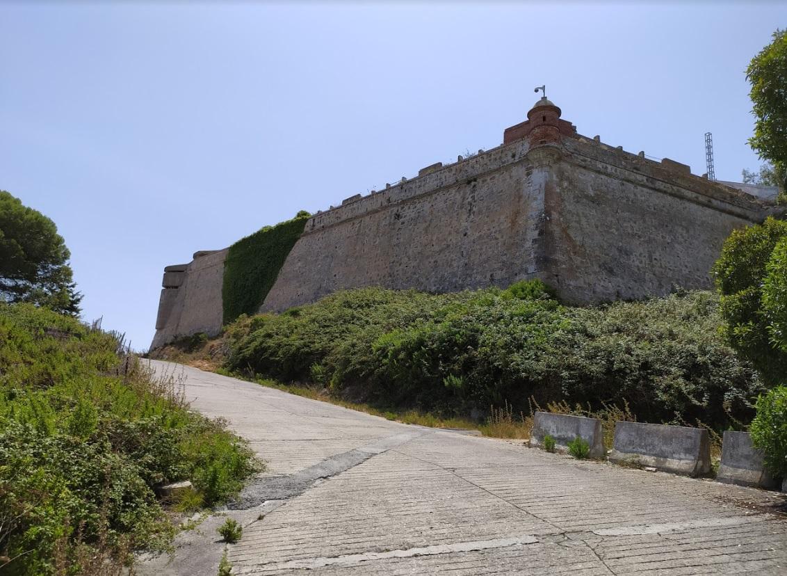 Fuerte Monte Hacho