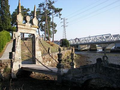 Isla do Medal Ponte Sampaio