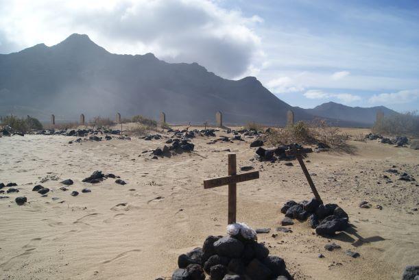 Cementerio Cofete