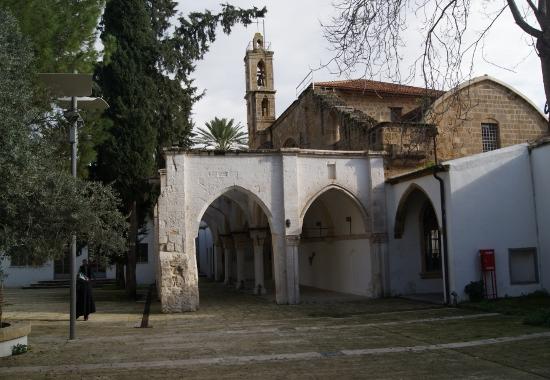 Iglesia armenia de Nuestra Señora de Tiro