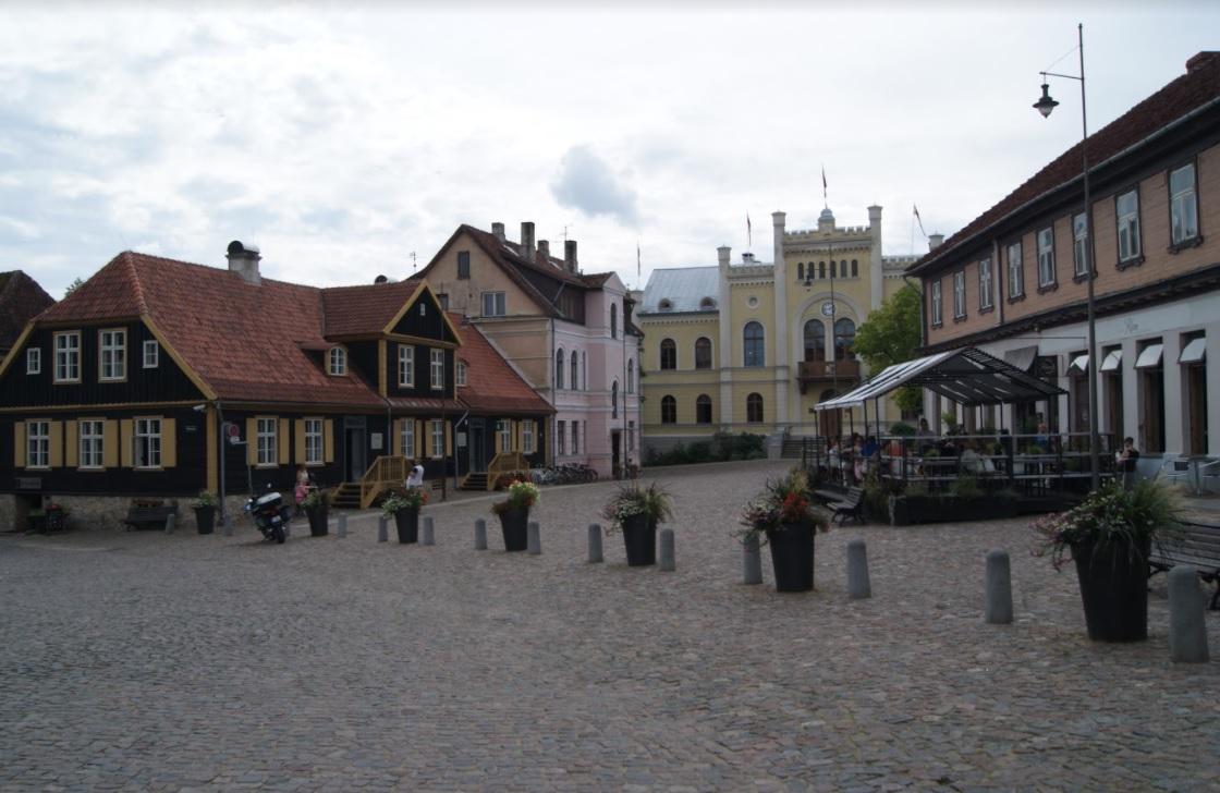 Kuldiga letonia