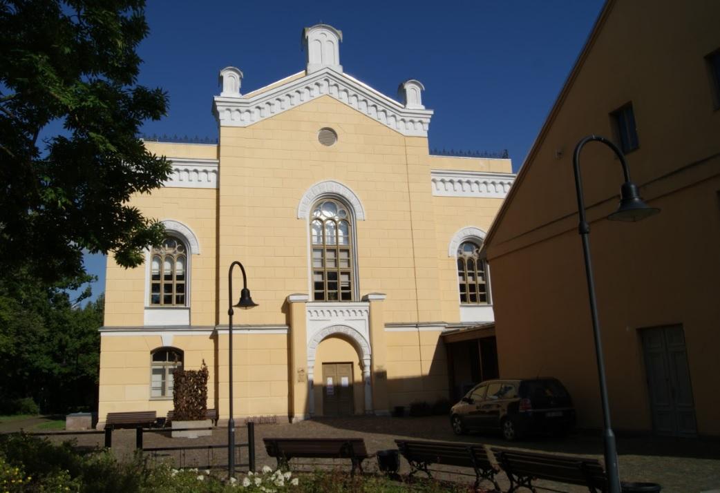 Antigua Sinagoga de Kuldiga