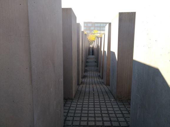 Monumento a los judíos asesinados de Europa