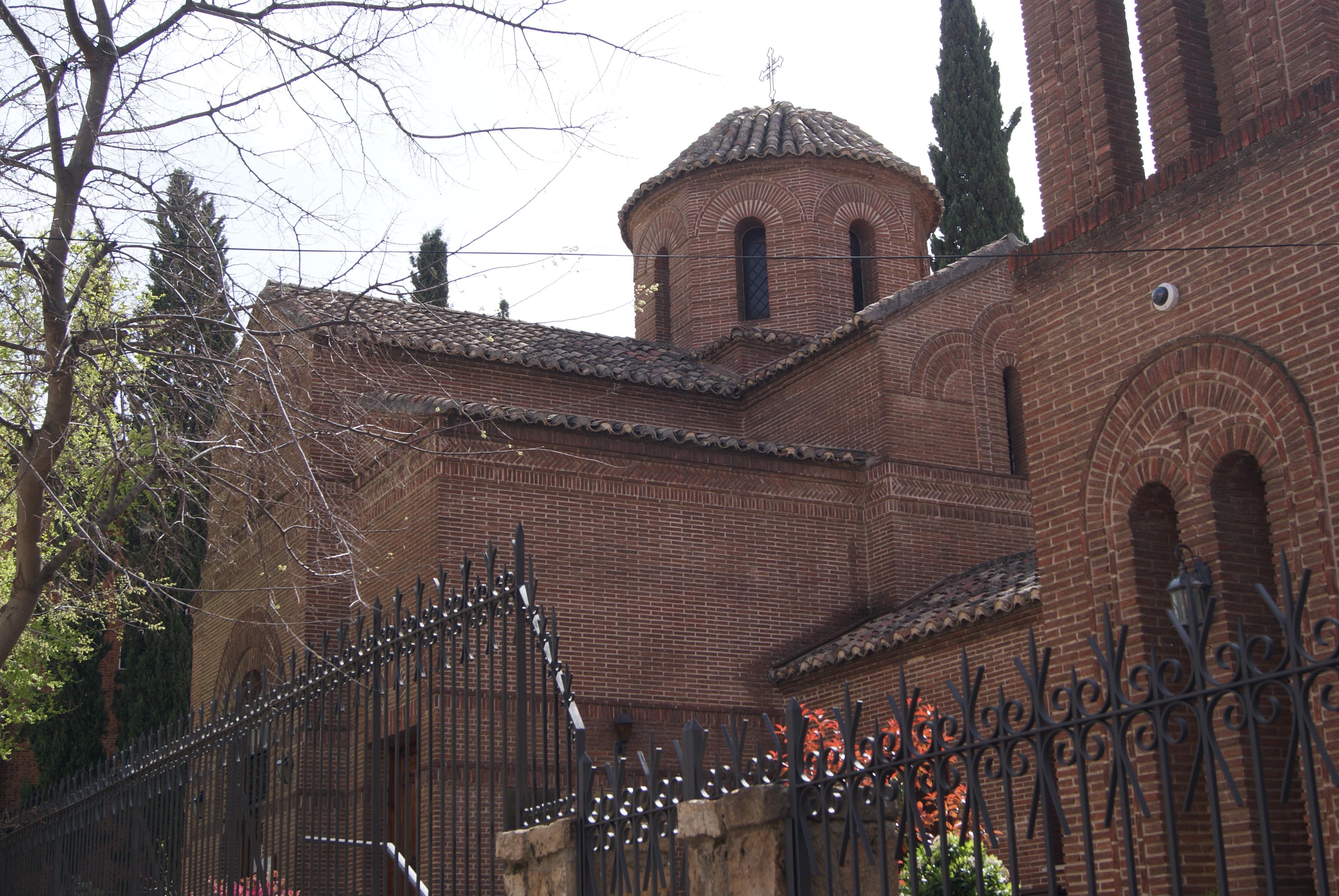 ortodoxos Madrid