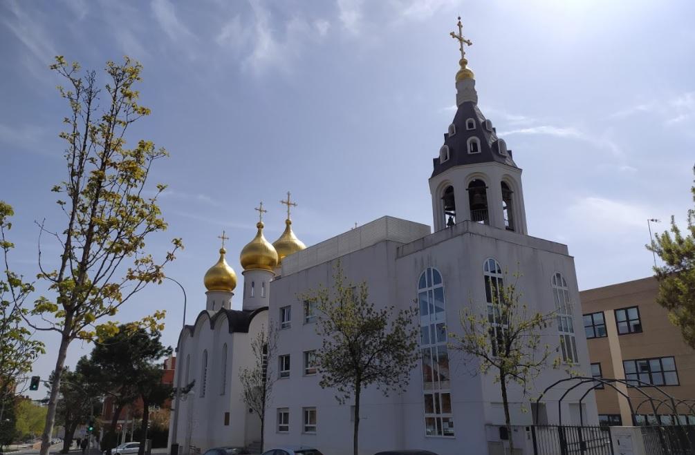 iglesia de la magadalena Madrid