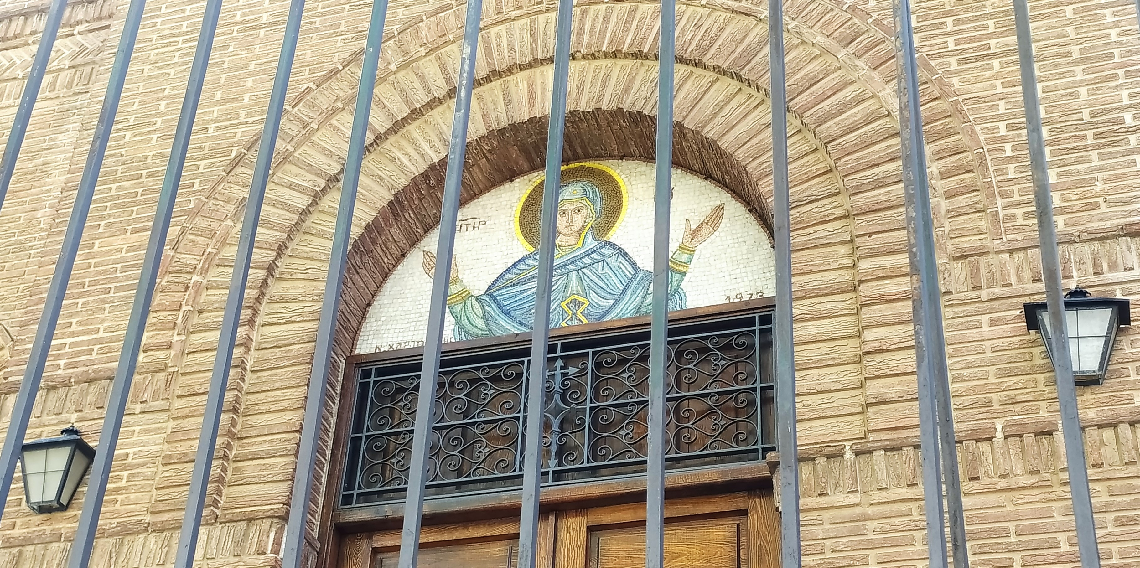 Cristianos ortodoxos Madrid