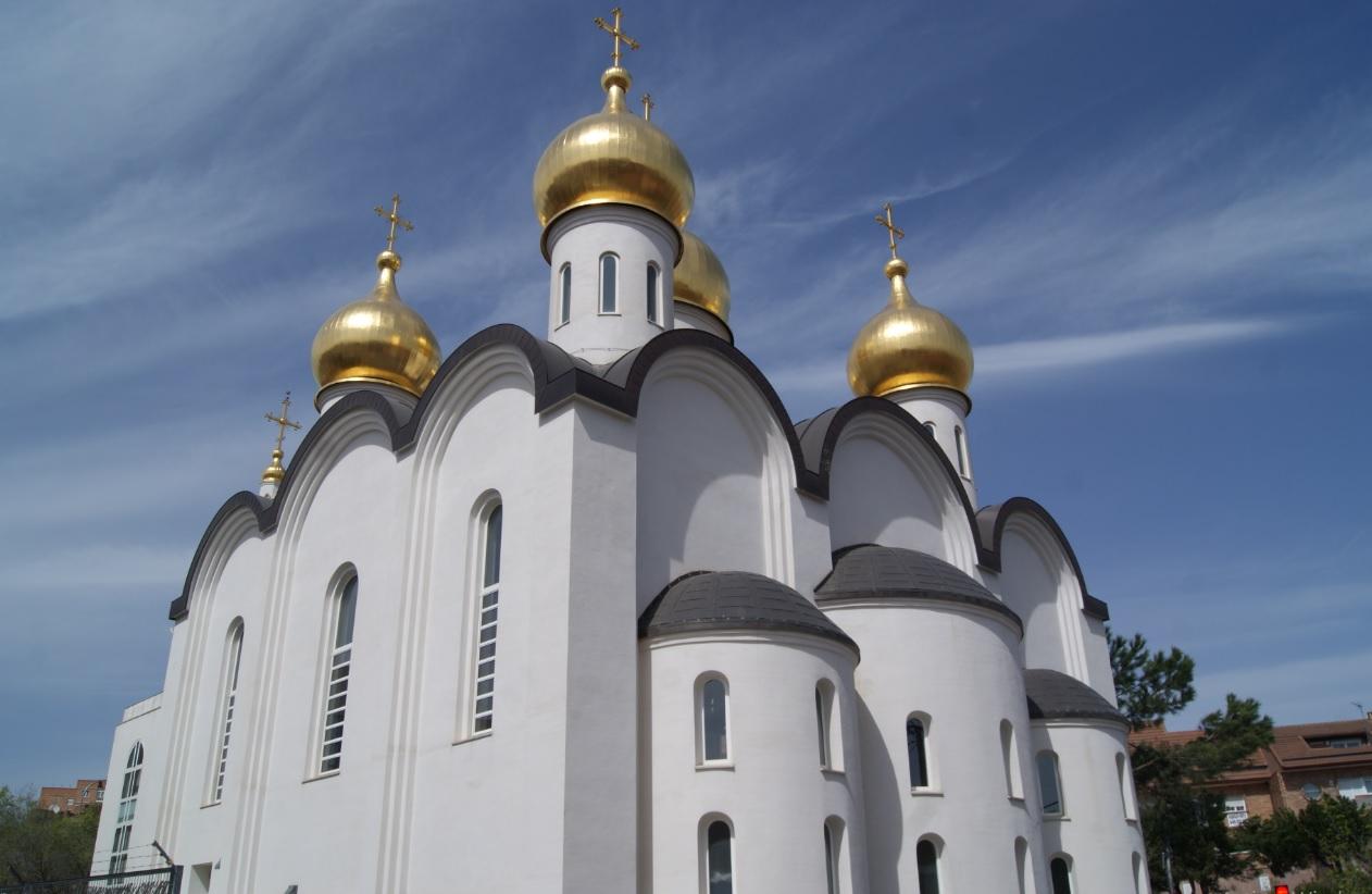 Patriarcado ortodoxo ruso España