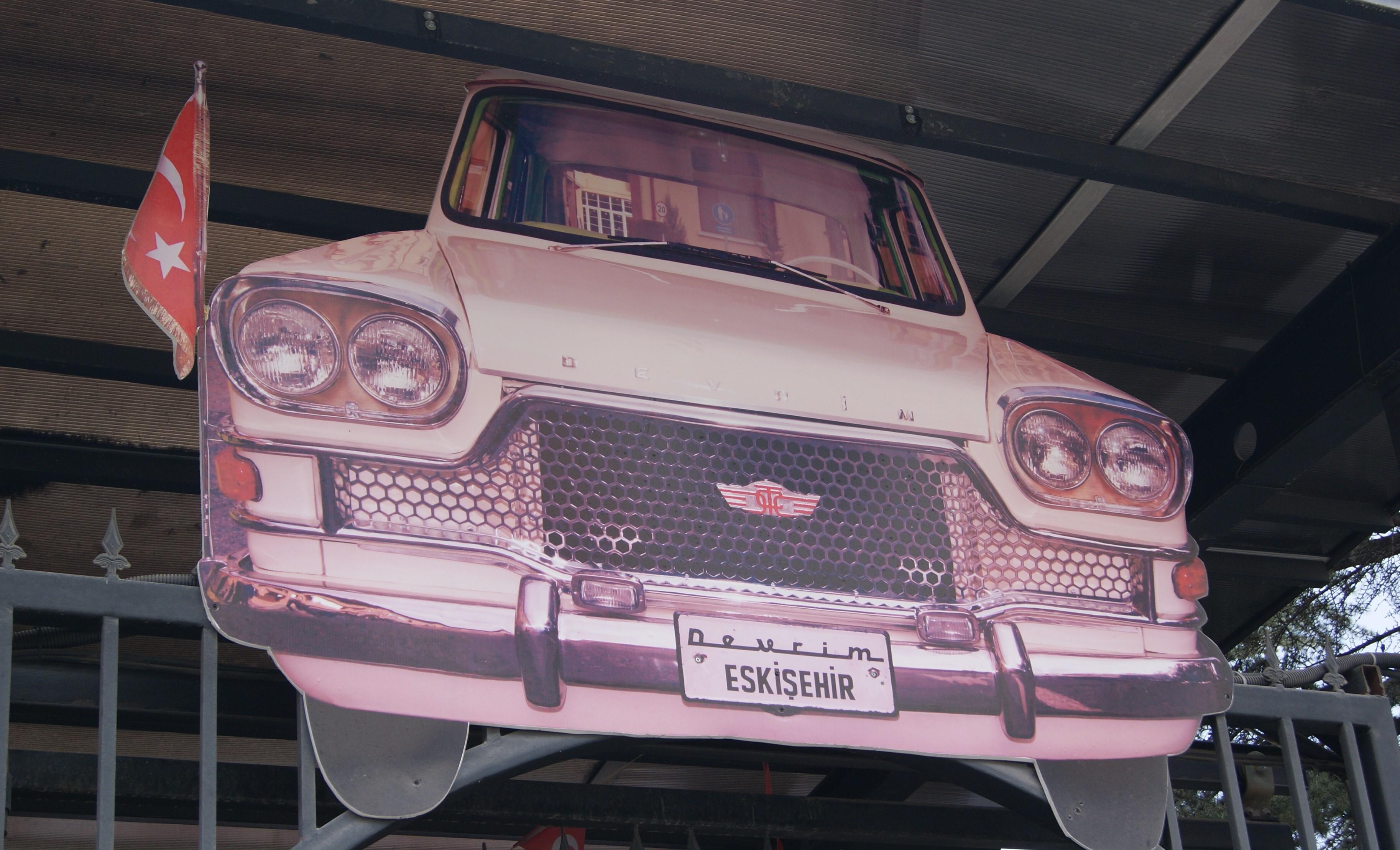Devrim Arabaları Müzesi