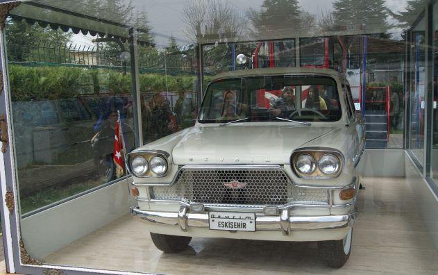 primer coche de Turquía