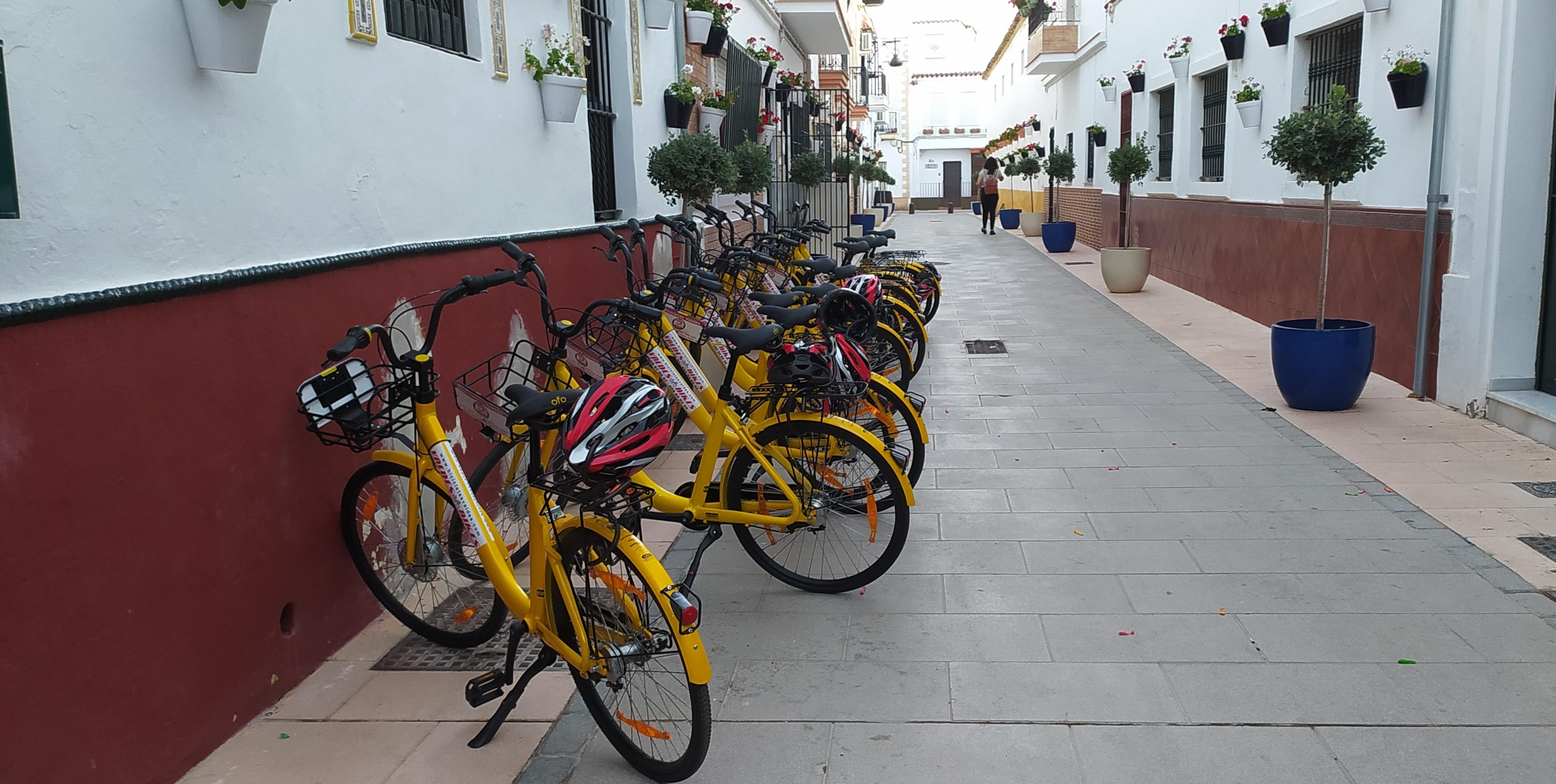 Bicicletas Valdes Chipiona