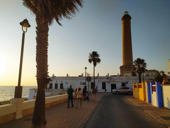 Faro más alto de España