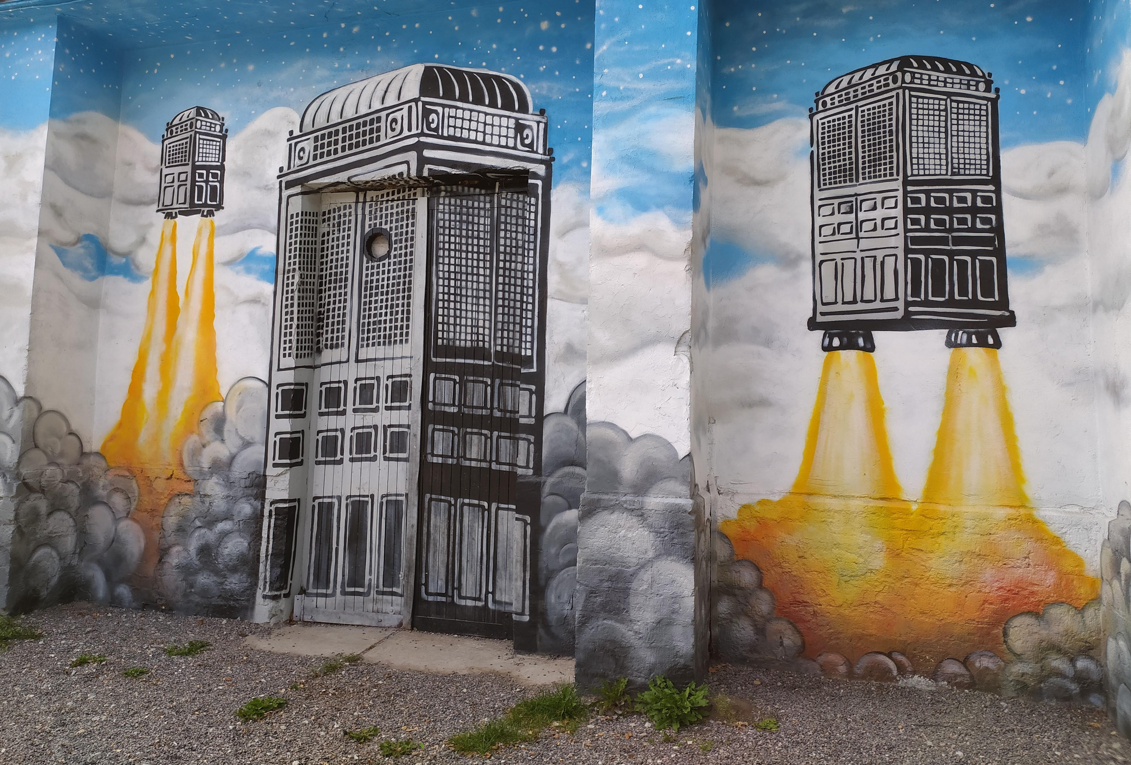 graffitis Estonia