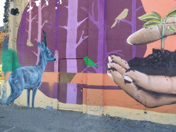arte urbano Estonia